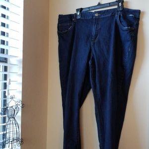 Avenue skinny jeans